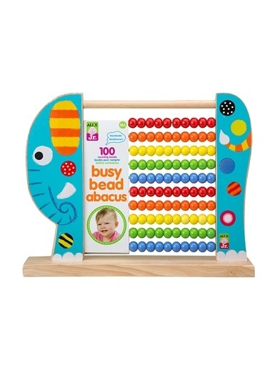 Alex Ahşap Oyuncakları Renkli